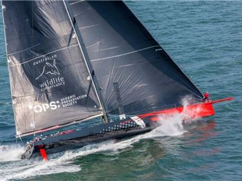 Comanche smashes Transatlantic Record - 5days 14hrs 21min! - Sailing News