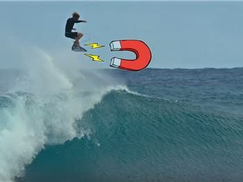 John John Florence: The man with magnetic feet - Surfing News