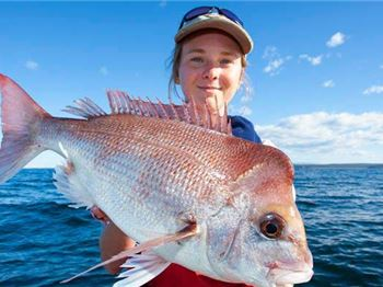 Out-fished by your Daughter - You'll never live it down! - Fishing News