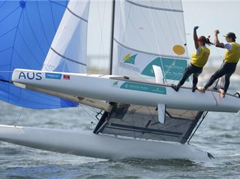 Why The Nacra 17 Was The Best Choice for Olympic Sailing - Sailing News