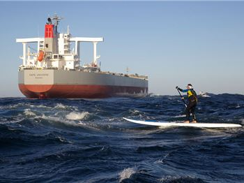 The Race to Cross the Atlantic by SUP - It's happening! - Stand Up Paddle News