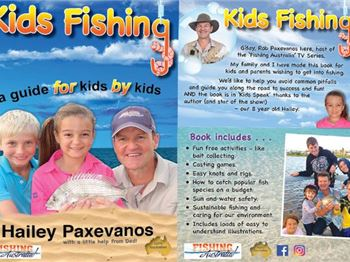 A book about fishing in 'Kid Speak' - Fishing News
