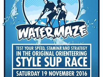 Red Bull Water Maze Returns to the Gold Coast - Stand Up Paddle News