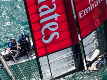 "Team NZ? They're ""goin' OK"" for the Americas Cup. - Sailing News"