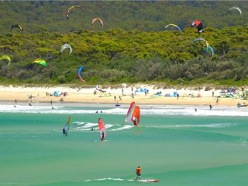 Join the Game of Foams at the Merimbula Classic - Stand Up Paddle News