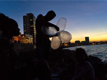 Condom Fishing: All The Rage in Cuba - Fishing News