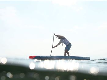 SUP Marathon World Champion to race King of the Cut! - Stand Up Paddle News