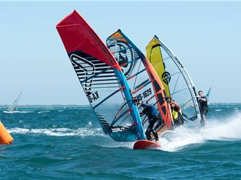 Patrik Slalom Series: Safety Bay Recap - Windsurfing News