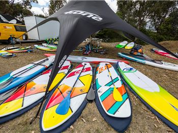 F-One SUP Coming to Australia in a BIG Way! - Stand Up Paddle News