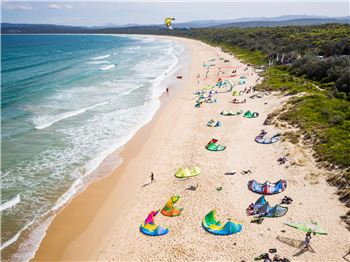 The New F-One Australia: There's a new Distributer! - Kitesurfing News