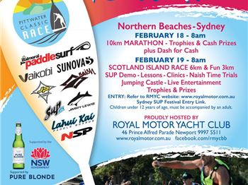 Sydney SUP Festival - Have a go!