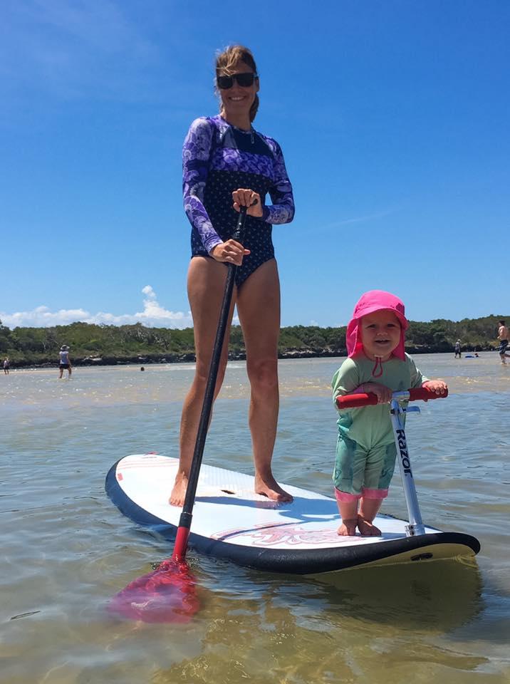 6f553ab150 Genius Idea! Kids Handlebars for SUP | Seabreeze