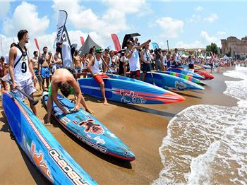 Waterman League Secures Investors - Starts APP World Tour - Stand Up Paddle News