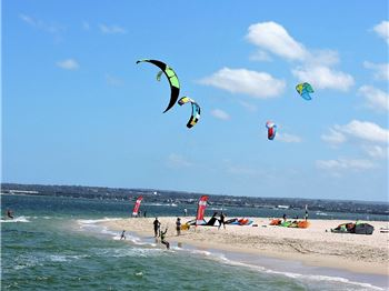 Top NSW Kiteboarders Crowned After NKL Round 4 In Sydney