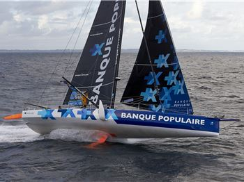 Vendee Globe Proves Foils are the Future Of Ocean Racing - Sailing News
