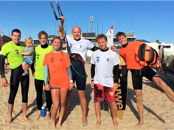 Top Victorian Kiters Land Spot in NKL Final - Kitesurfing News