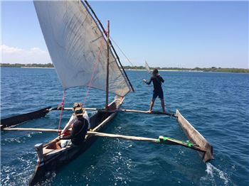 These Low Tech Racers just finished the Best Race Ever! - Sailing News