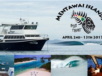 Blue Planet Mentawai's SUP Trip - April 2nd - 13th