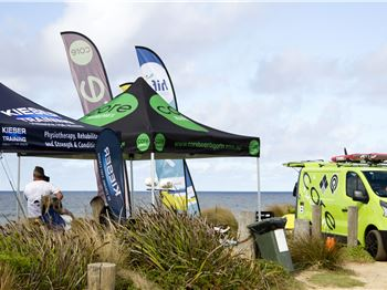 Core Boardsports signs on to support HIF Victorian SUP Title