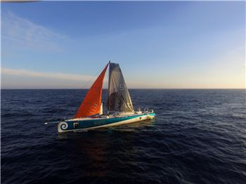 The Slowest Vendee Globe Ever. Conrad Colman - Sailing News