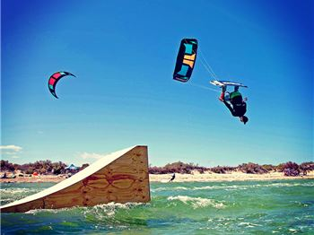 The Bootleg Slider Project - Success in SA! - Kitesurfing News