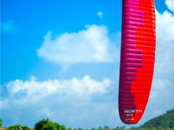 North Releases First Foil Kite - The Ace. - Kitesurfing News