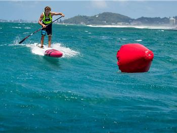 Highlights from the 12 Towers Downwinder. - Stand Up Paddle News