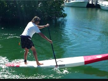 The Pivot Turn - Stand Up Paddle News