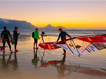 Feelin' the Cape Rhythm with Fanatic - Windsurfing News