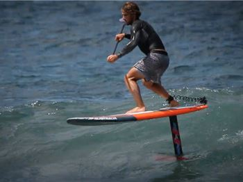 Will Foiling become a Division at your next Surf Comp? - Stand Up Paddle News