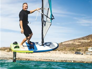 Check out these new Windsurfing foils - Windsurfing News