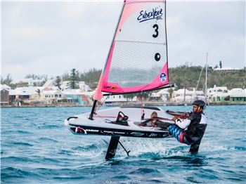 O'pen Bic's Are Now Foiling!! - Sailing News