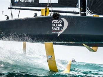 Volvo Ocean Race to trial Foiling Multihulls! - Sailing News