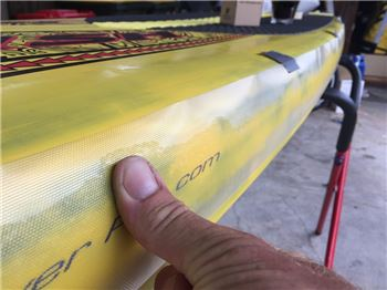 How to Apply Rail Tape to your SUP (Video)