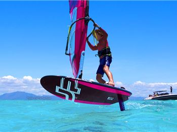 JP Releases fleet of Hydrofoil boards! - Windsurfing News
