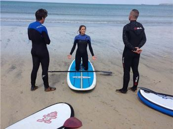 10 reasons to train as a SUP Instructor? - Stand Up Paddle News