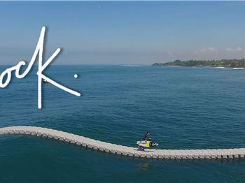 The Dock: A Revolutionary surf concept - with no paddle-in! - Surfing News