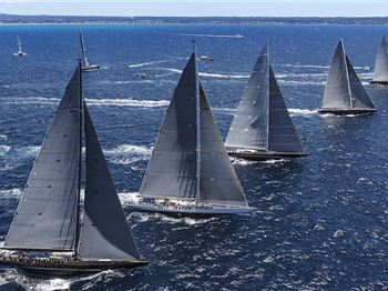 The 'Other' Americas Cup - J Class in Bermuda - Sailing News