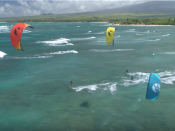 2018 Cabrinha Teaser Video! New Colours, Crazy tricks. - Kitesurfing News