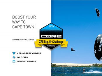 Win a Trip to Cape Town with the Core XR5