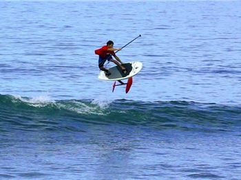 This Stand Up Paddling Trick Was Impossible 12 Months ago! - Stand Up Paddle News