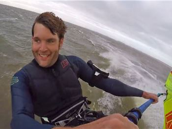 Would your face look like this at 50 knots? - Windsurfing News