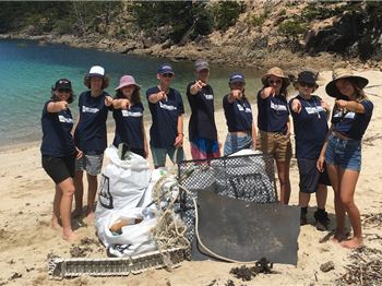Queensland kids to remove 800kg of plastic from the Reef! - Fishing News