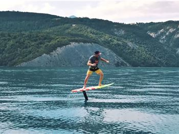 How to 'Pump' Your Foil for More Speed - Stand Up Paddle News