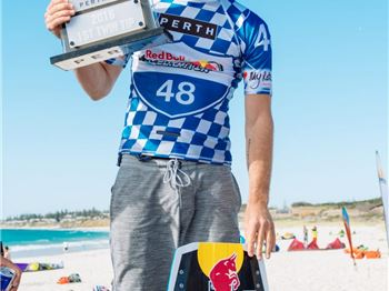 5X World Champion Aaron Hadlow coming to Perth - for a race!