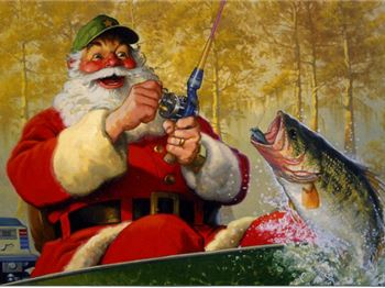 Gift Ideas for Anglers, Fisherman and Fisherwomen.