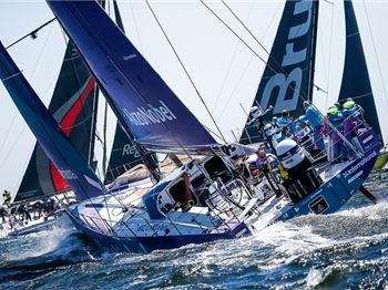 Amazing Ocean Racers do battle in the Bay! - Sailing News