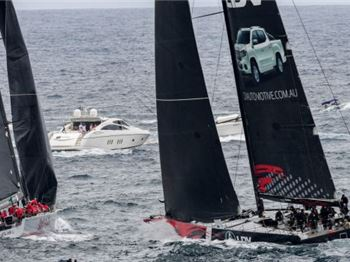 Tips for Wild Oats XI (and you!) How to Avoid Protests! - Sailing News