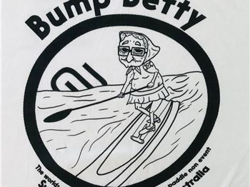 Bump Betty Does it Again! - Stand Up Paddle News