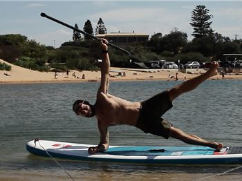 Fancy trying SUP fitness?